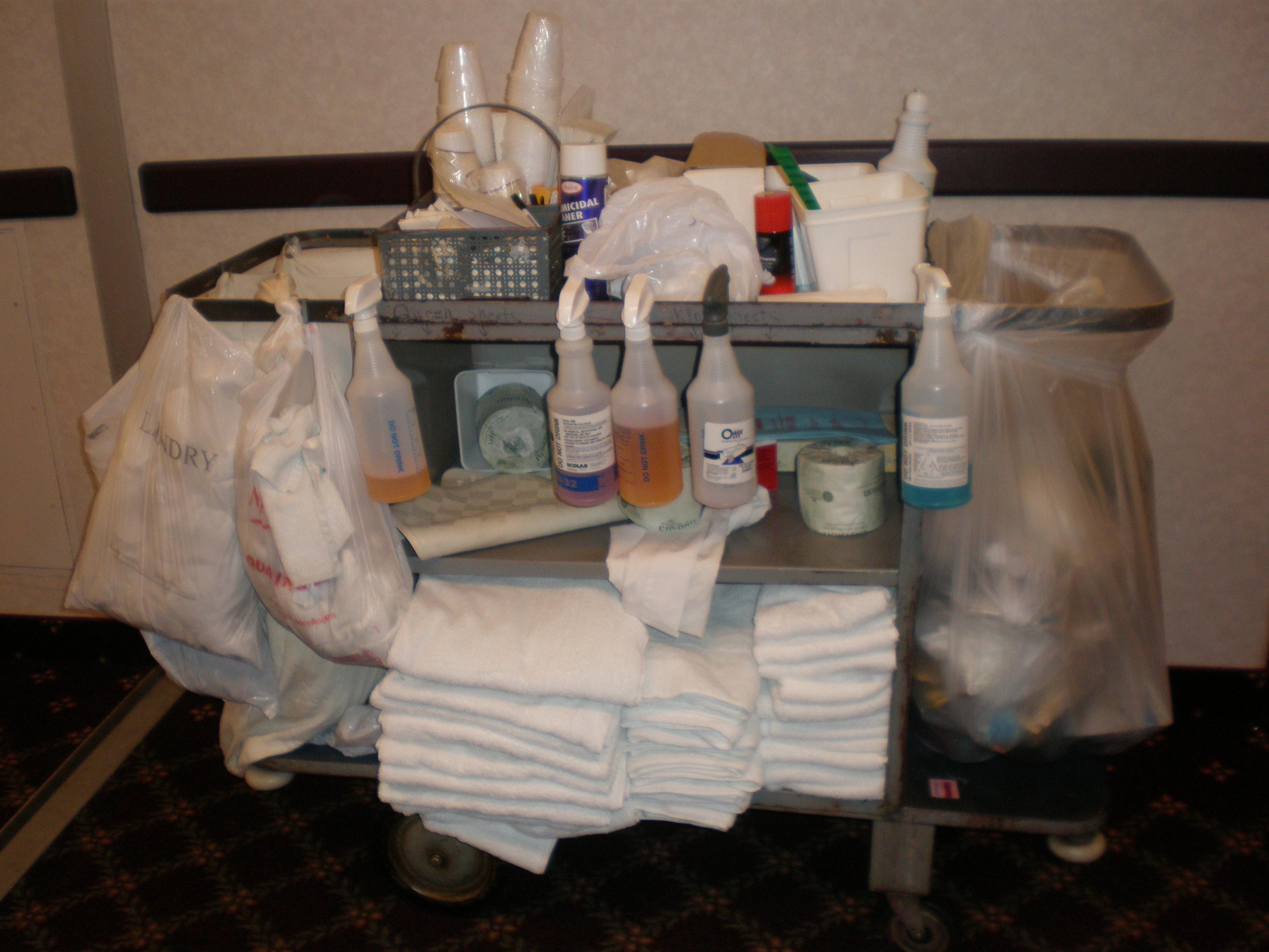 housekeeping USA
